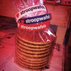I love Stroopwafels van t Stroopwafelhuisje