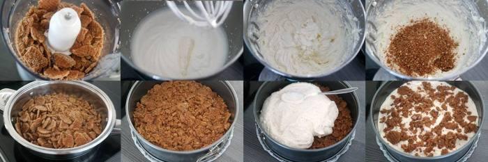 Stroopwafelkruimels, koeksnippers, koekkruimels, stroopwafels, stroopwafelkruimels als taartbodem